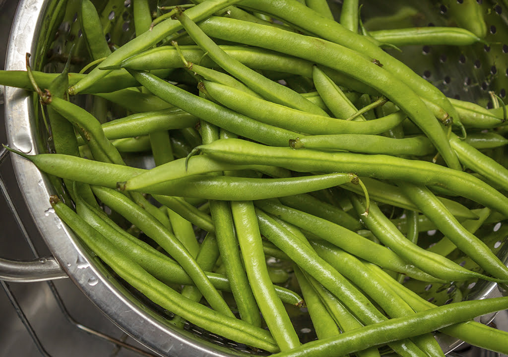 Delicious Orchards » French Beans and Snap Peas with ...