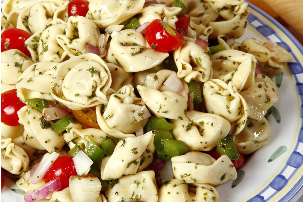 Delicious Orchards » Artichoke-Tortellini Salad
