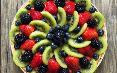 D.O. Fruit Mascarpone Tart