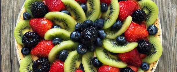 D.O. Fruit Mascarpone Tart