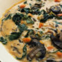Autumn Wild Rice Soup