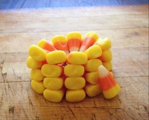 Just some Old Monmouth Candy Corn to satisfy the sweet tooth!