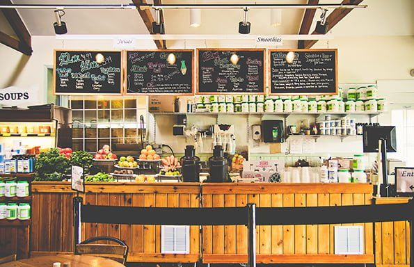Delicious Orchards 187 Juice Amp Smoothie Bar